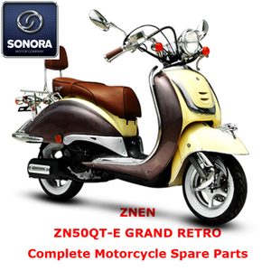 Recambio Scooter Completo Znen ZN50QT-E GRAND RETRO
