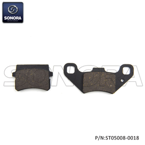 Govecs Go Front Freno Pad (P / N: ST05008-0018) Top Qality